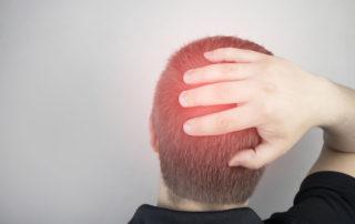 כאב ראש אחורי אוקסיפיטלי